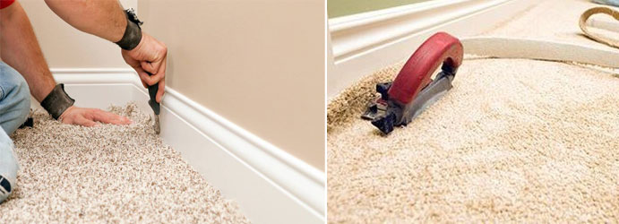 Carpet Repair and Re Installation Gomersal